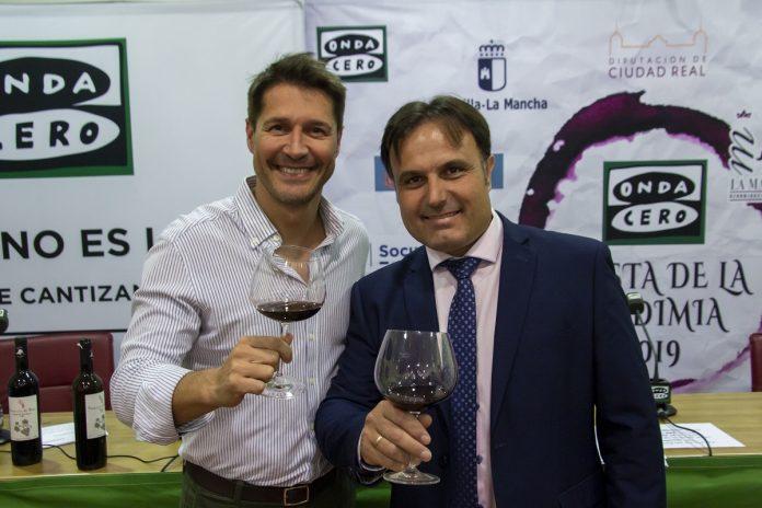 Jaime Cantizano y Carlos David Bonilla