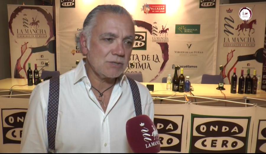 Juan Ramón Lucas en el Consejo Regulador
