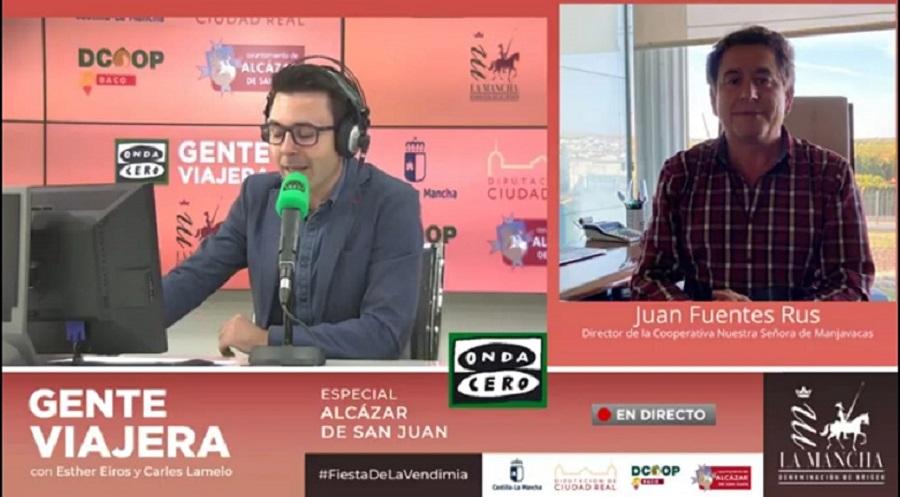 Juan Fuente Rus, presidente de bodegas Zagarrón