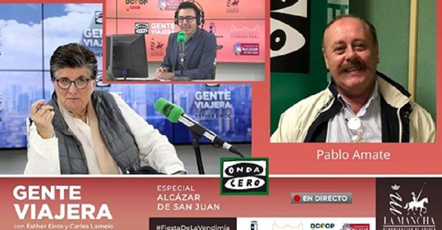 Pablo Amate, colaborador de Gente Viajera, habla sobre La Mancha