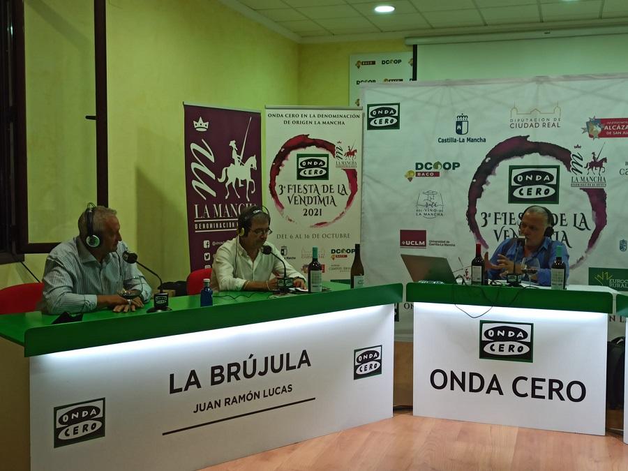 Ángel Villafranca en 'La Brújula', desde DCOOP Baco